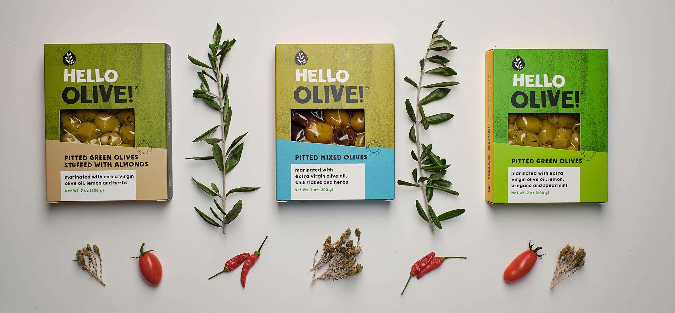 Hello Olive!